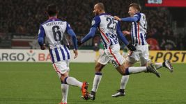 High-flying Hertha favourites in Heidenheim