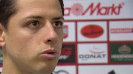 Chicharito: 'We needed the win'