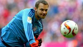 Neuer named in FIFA FIFPro World XI