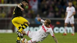 Köln loss just a bump in the road for reborn Dortmund