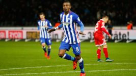 Kalou exclusive: Hertha fans 'are dreaming about Europe'