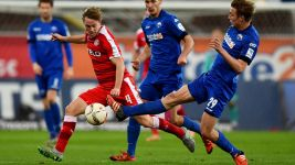 Paderborn and Düsseldorf end year with a stalemate