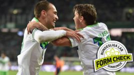 Half-term review: VfL Wolfsburg