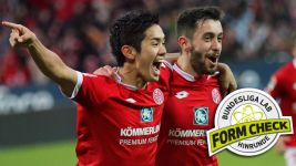 Hinrunde review: 1. FSV Mainz 05