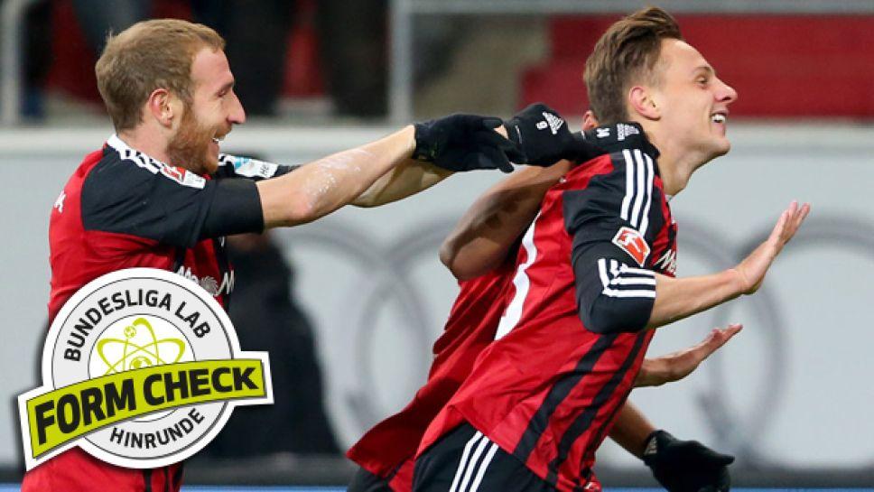 Bundesliga Hinrunde