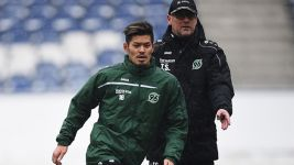 Yamaguchi ready to fight for survival with Hannover | Hannover 96