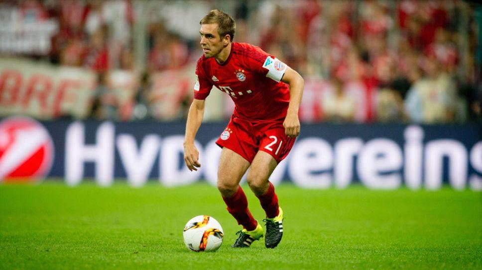 Philipp Lahm Position