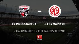 Ingolstadt braced for Mainz's attacking trident