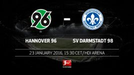 Hannover and Darmstadt seeking lift-off
