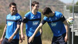 Rudy eyes minutes as Hoffenheim's South Africa adventure continues