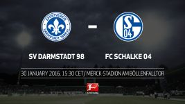 Schalke hoping to reignite top-four push in Darmstadt