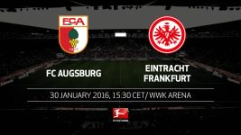 Frankfurt's Fabian in line for Augsburg start