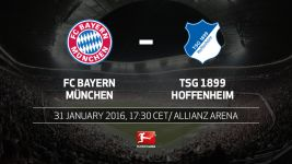 Bayern provide ultimate test for struggling Hoffenheim