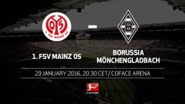 Gladbach eager to bounce back against faltering Mainz