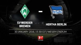 Bremen hunting for safe ground against Hertha