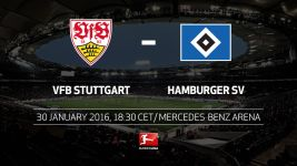 Stuttgart hoping for more of the same against Hamburg