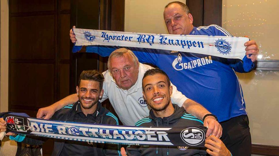 Schalke Mitglieder