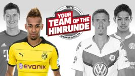 Team of the Hinrunde Striker (I): Auba-whelming