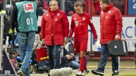 Injury blow for Rafinha