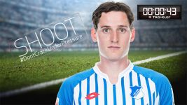 Shoot! Sebastian Rudy