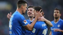 Wagner brace gives Darmstadt win in Hanover