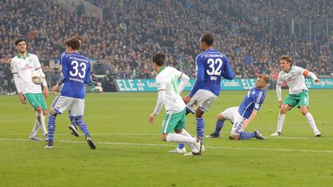 Previous Meeting: Schalke 1-3 Bremen