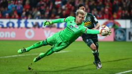 Karius: 'We rode our luck at times'