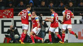 Gladbach slip up away to Mainz