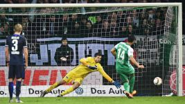 Pizarro brace earns Bremen draw in pulsating contest