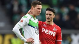 Draxler: 'We're not at all satisfied'