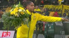 Auba honoured