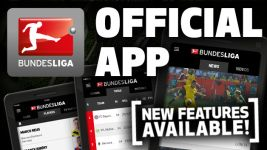 The all-new and updated official Bundesliga app