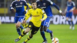 Pulisic's Dortmund dream comes true