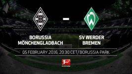 Gladbach target a return to winning ways against Bremen