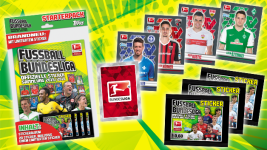Bundesliga-Sticker 2015/16