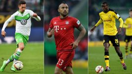 The MD20 Revenants: Vidal, Draxler and Ramos