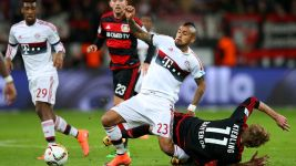 Vidal exclusive: 'Nice to be back in Leverkusen'
