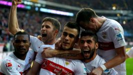 Resurgent Stuttgart march on in Frankfurt