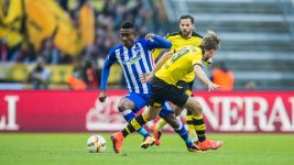 Kalou harnesses Mourinho spirit to lift Hertha