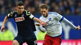 Honours even between Hamburg and Köln