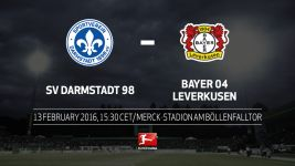 Darmstadt up next for hardened Leverkusen