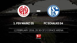 In-form Mainz and Schalke in Friday night showdown
