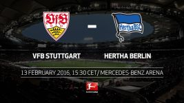 Resurgent Stuttgart host high-flying Hertha