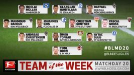 MD20 Team of the Week