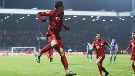 Bayern down brave Bochum to reach DFB Cup last four