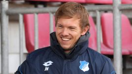Nagelsmann named new Hoffenheim coach