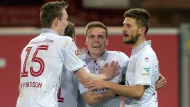 Kaiserslautern pile misery on Paderborn