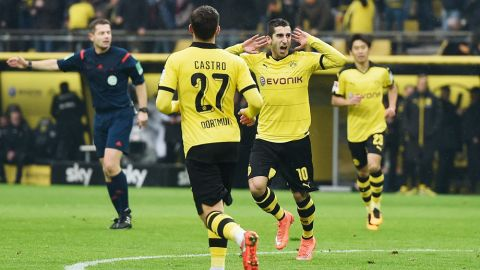 Previous meeting: Dortmund 1-0 Hannover