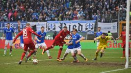 Leverkusen on the rise after Darmstadt win