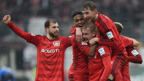 Previous Meeting: Darmstadt 1-2 Leverkusen